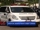 Sekda DKI Jakarta Saefullah Wafat Akibat Covid-19