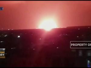 Roket di Gaza Warnai Perjanjian Damai Israel-UEA