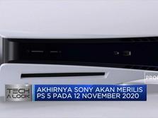 Sony Siap Merilis PS 5 Pada 12 November 2020