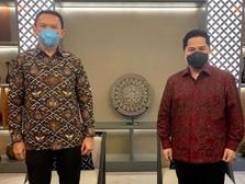 Erick Thohir: Direksi BUMN Harus Dekat Dengan Menteri