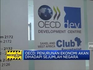 OECD Proyeksi PDB Global Turun 4,5% di Tahun 2020