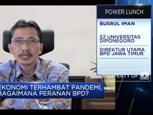 Per 11 September, BPD Jatim Salurkan Rp 1,33 Triliun Dana PEN