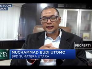 Ajukan Penempatan Dana PEN, BPD Sumut Harap Raih Rp 1 Triliun