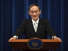 Yoshihide Suga Resmi Jadi PM Jepang, Jokowi Ucapkan Selamat!