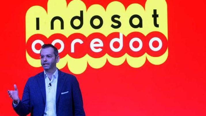 Presiden Direktur dan CEO Indosat Ooredoo Ahmad Abdulaziz Al-Neama