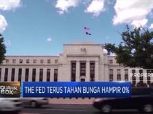 The Fed Terus Tahan Bunga Hampir 0%