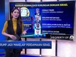 Trump Jadi Makelar Perdamaian Israel