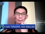 3 Hari Terkapar, IHSG Berhasil Rebound