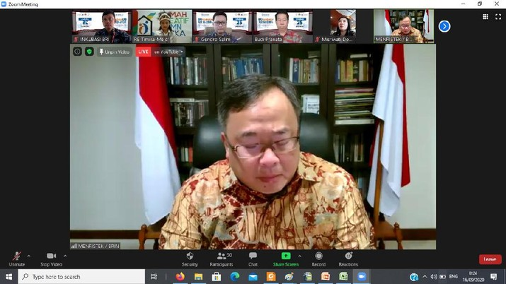 Bank BRI (BBRI) melalui program BRIncubator Go Global yang berkolaborasi bersama Kementerian Riset dan Teknologi dan Kementerian Koperasi dan UMKM memberikan dukungan kepada para pelaku UMKM binaan BRI untuk siap menghadapi transformasi bisnis di era insdustri digital 4.0  melalui coaching digital yang digelar kemarin (16/09) dengan melibatkkan ribuan pelaku UMKM dari seluruh Indonesia.