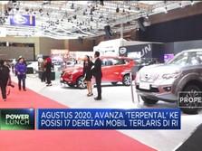 Toyota Avanza Lengser dari Daftar 10 Mobil Terlaris Indonesia