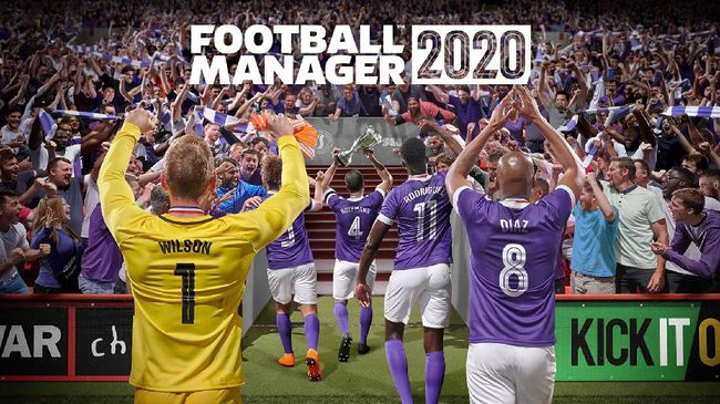Epic Games Gratiskan Football Manager 2020, Buruan