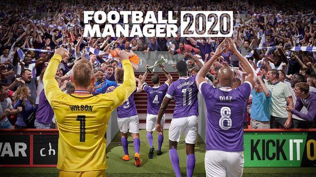 Epic Games Gratiskan Football Manager 2020, Buruan