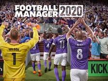 Epic Games Gratiskan Football Manager 2020, Buruan Download!