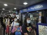 Penampakan Antrean Pre-order PS 5 Mengular di Hong Kong