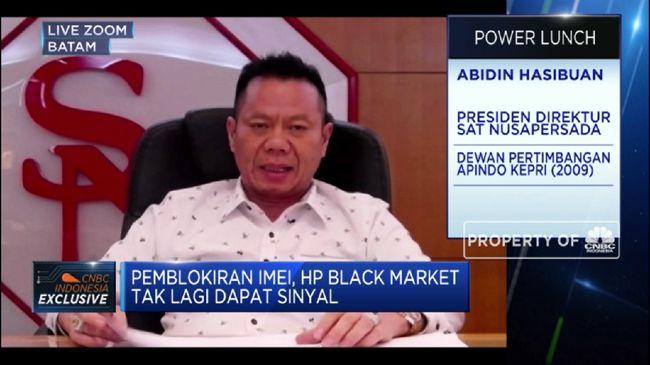 PTSN Ponsel BM Diblokir, Industri Siap Tambah Kapasitas Produksi