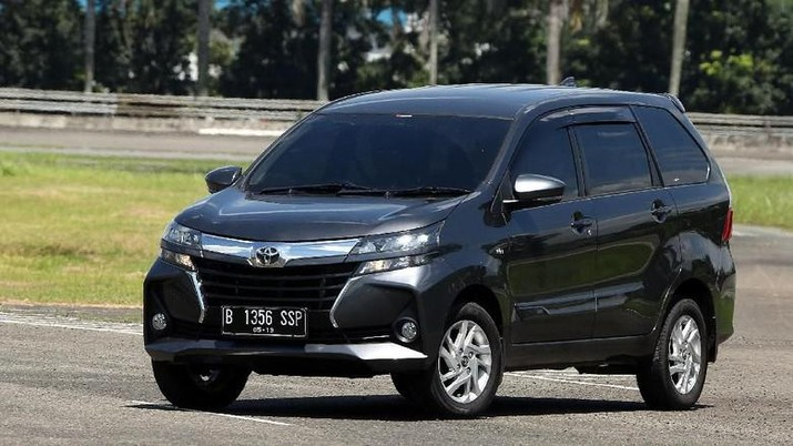 Toyota Avanza.(Foto: Rengga Sencaya)