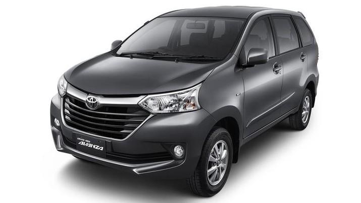 Toyota Grand Avanza. Foto: Toyota