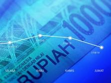 Dolar Lagi Loyo, Rupiah Cuma Menguat Tipis dalam Sepekan