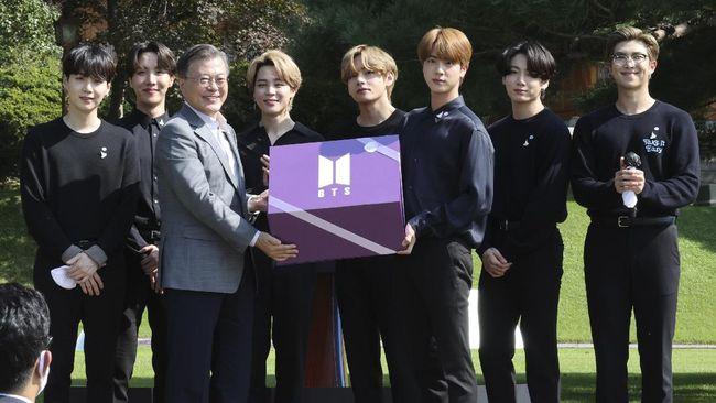 BTS Dikecam & Mau Diboikot di China, Ada Apa?