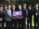 BTS Kalahkan Blackpink, Miliki Pengikut Terbanyak di Tiktok
