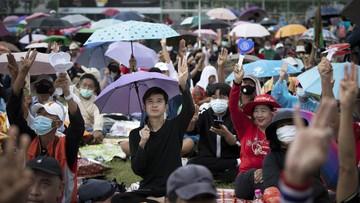 thailand protest 7 169 - Ini Penyebab Warga Thailand Demo Berbulan-bulan