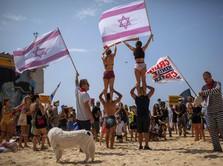 Israel Transfer Dana Rp 14 T ke Palestina, Buat Apa Nih?