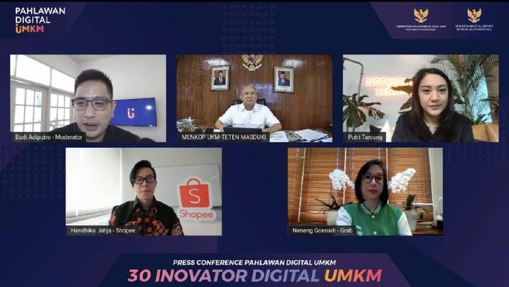 30 Inovator Digital UMKM