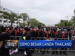 30.000 Orang Unjuk Rasa, Tuntut PM Thailand Mundur