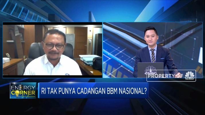 BPH Migas Gaet 150 Badan Usaha Penuhi Cadangan BBM Nasional  (CNBC Indonesia TV)
