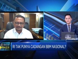 BPH Migas Gaet 150 Badan Usaha Penuhi Cadangan BBM Nasional
