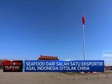 Diduga Tercemar Covid-19, China Tolak Seafood Asal Indonesia