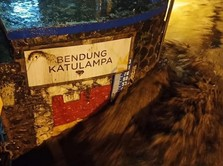 Awas Banjir Jakarta & Sekitarnya, Katulampa Sudah Siaga 1