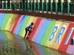Disulap Bersih, Sungai Kemuning Jadi Ikon Wisata Banjarmasin