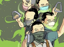 Ingat! Masker Buff & Scuba Tak Efektif Cegah Covid-19