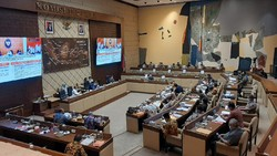 Komisi II DPR-Mendagri-KPU Sepakat Pilkada 2020 Tak Ditunda