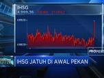 Net Sell Asing Berlanjut, IHSG Ditutup Melemah Lebih dari 1%