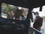 Setelah Mobil Pribadi, Giliran Angkot Cs Kena Operasi Yustisi