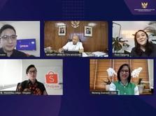 Para Raksasa Digital Kumpul di Program Pahlawan Digital UMKM