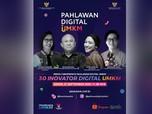 Pahlawan Digital UMKM Jadi Harapan di Tengah Pandemi Covid-19