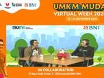 Tularkan Entrepreneurship, BNI Gelar UMKM MUDA Virtual Week