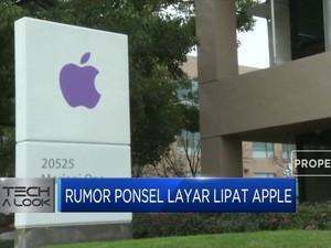 Rumor Apple Gandeng Samsung Untuk Ponsel Layar Lipat