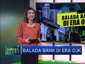 Balada Bank di Era OJK
