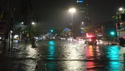 49 RT dan 23 Jalan di Jakarta Terendam Banjir Pagi Ini