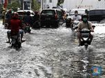Awas! DKI Jakarta Siaga I Banjir Pagi Ini
