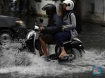 Alert! BMKG Beri Peringatan Dini Banjir di DKI Jakarta Besok