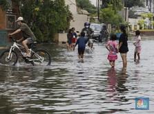 Awas Banjir, Ada Potensi Hujan Lebat 3 Hari ke Depan