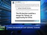 China Dikabarkan Siap Serang Taiwan 3 November Mendatang