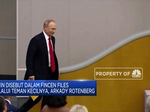 Gara-gara Ini Putin Disebut dalam FinCEN Files
