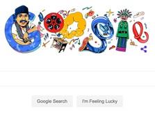 Google Doodle Hari Ini Tampilkan Benyamin Sueb, Siapa Dia?