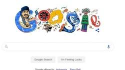 Seniman Betawi Benyamin Sueb Jadi Google Doodle Hari Ini